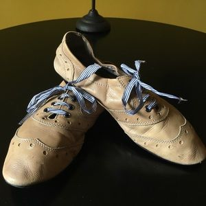 Cuuute soft leather BP shoes size 9.5